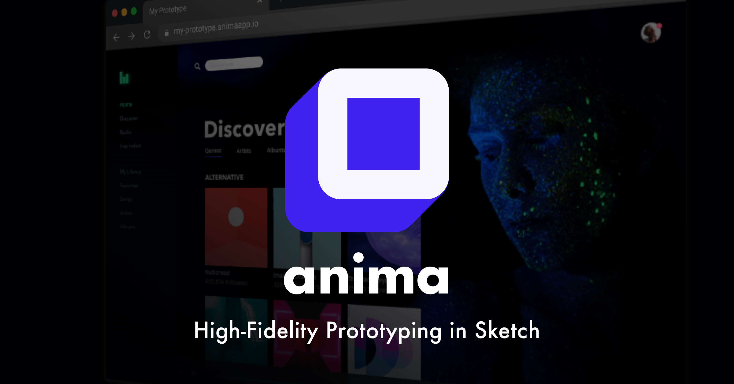 Anima ToolKit - Sketch to HTML