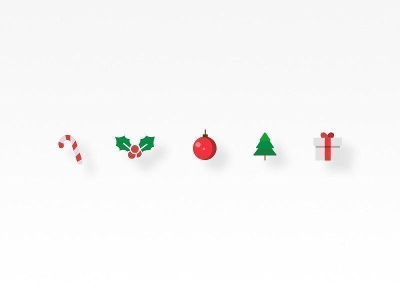 Christmas Iconography.Meli Miniki